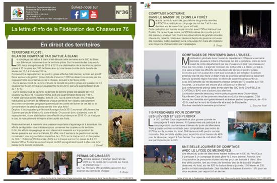 36 newsletter